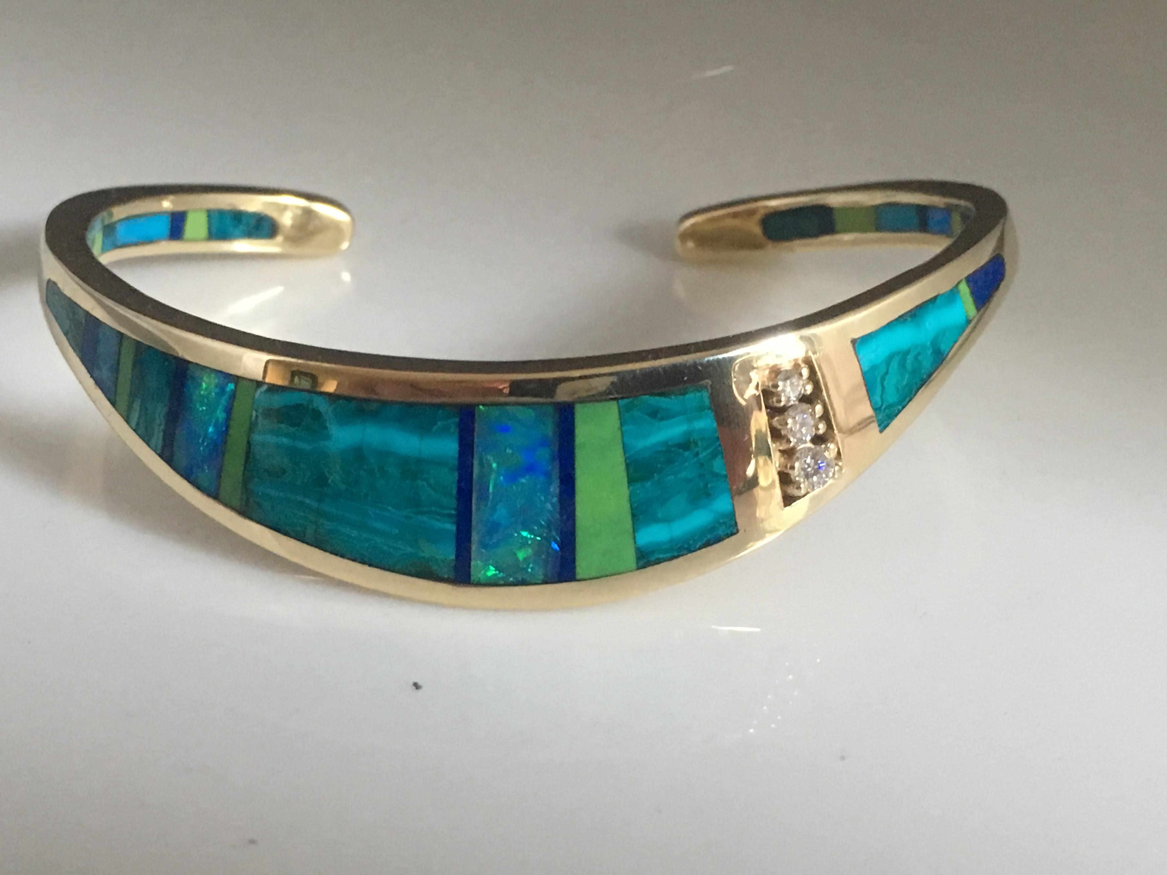 betsy bracken custom bracelet