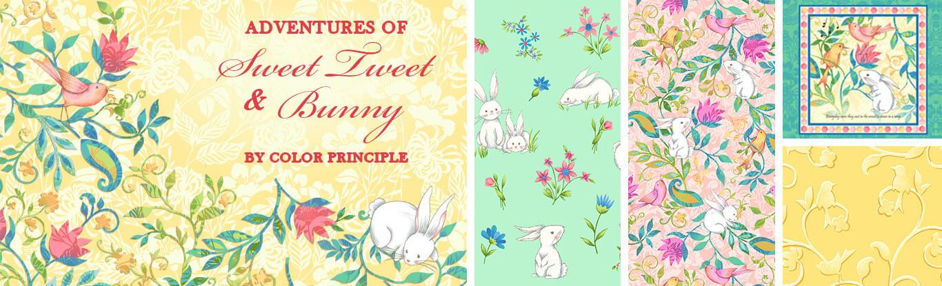 Sweet Tweet & Bunny
