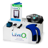 LiveO2 box and contents
