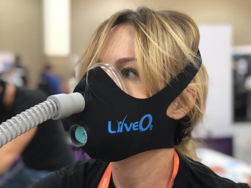 LiveO2 Mask Assembly