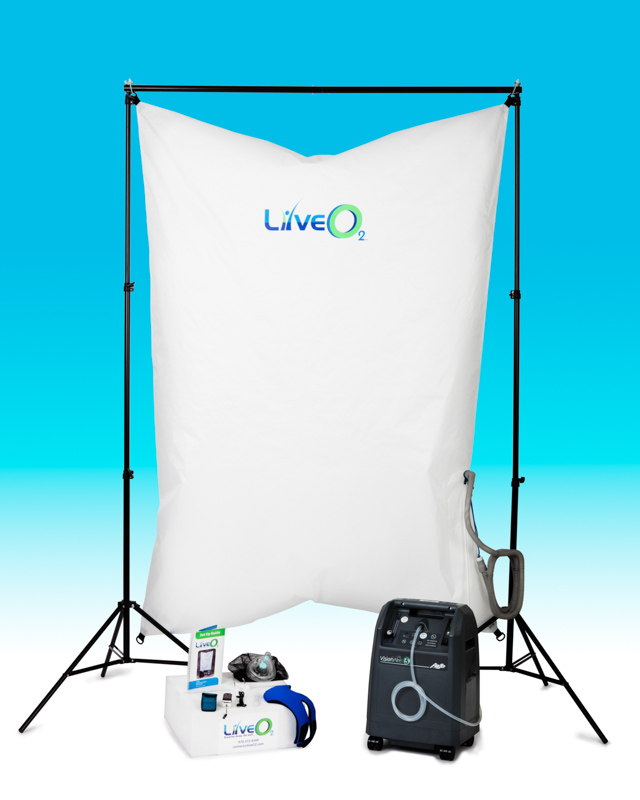 LiveO2 EWOT Standard Kit or System