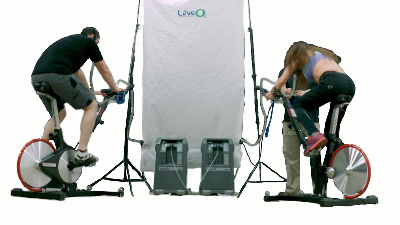 LiveO2 Dual User AC System