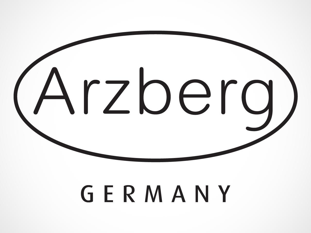 Arzberg Logo on white background.