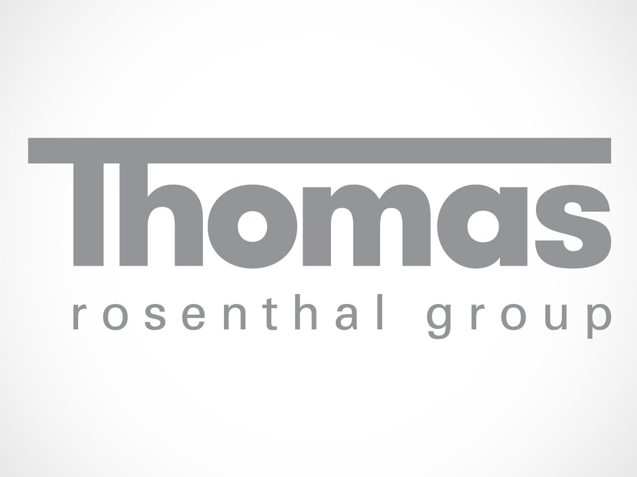 Thomas Logo on white background.