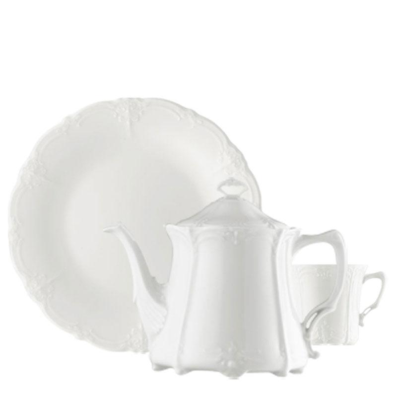 BARONESSE WHITE DINNERWARE  sc 1 st  Rosenthal & Dinnerware | Rosenthal Shop