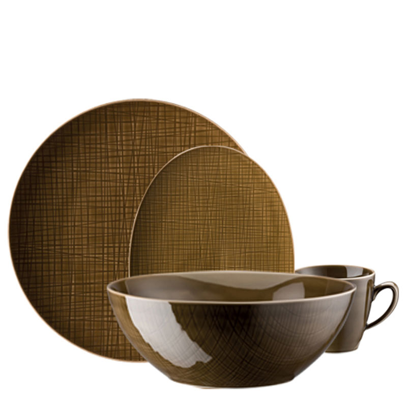 MESH WALNUT DINNERWARE  sc 1 st  Rosenthal & Dinnerware | Rosenthal Shop