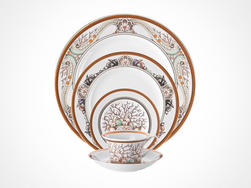 ETOILES DE LA MER DINNERWARE & Dinnerware | Rosenthal Shop
