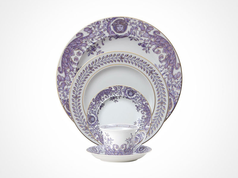Versace Le Grand Divertissement bread and butter plate salad plate dinner plate cup & Dinnerware | Rosenthal Shop