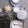 thumbnail image of Salad Plate, 8 1/2 inch | Moon Cipango Blue