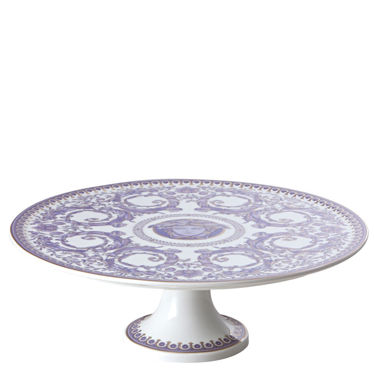 Footed Cake Plate 13 inch | Versace Le Grand Divertissement  sc 1 st  Rosenthal & Footed Cake Plate 13 inch | Le Grand Divertissement| Rosenthal Shop