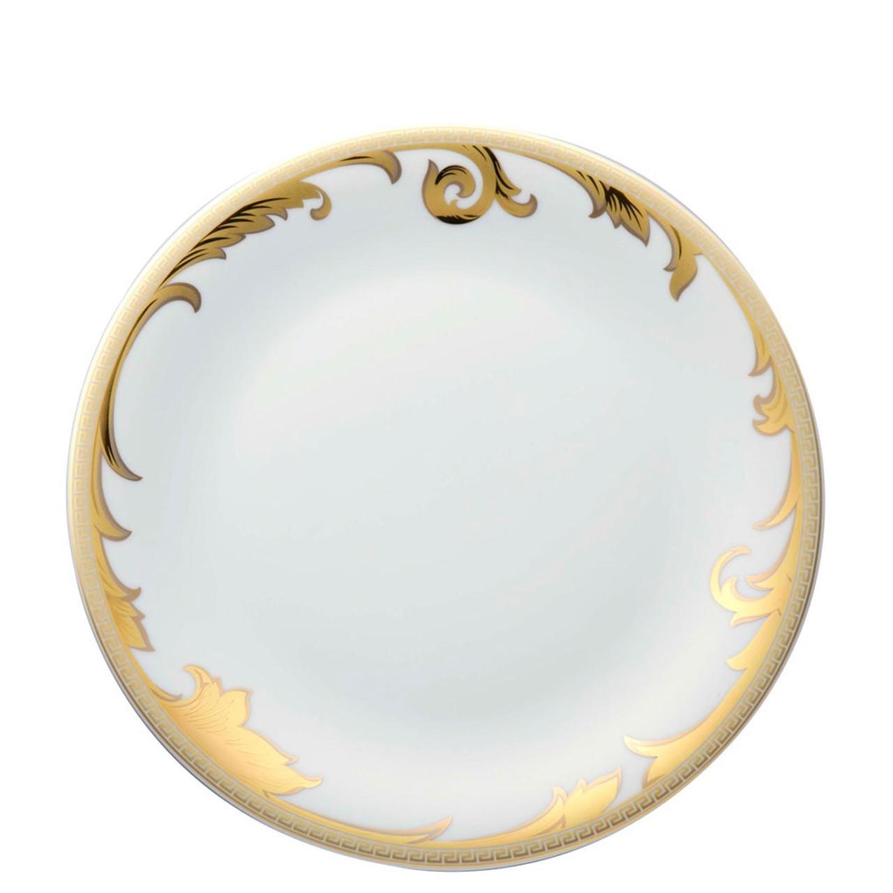 Dinner Plate, 11 1/2 inch | Arabesque Gold| Rosenthal Shop