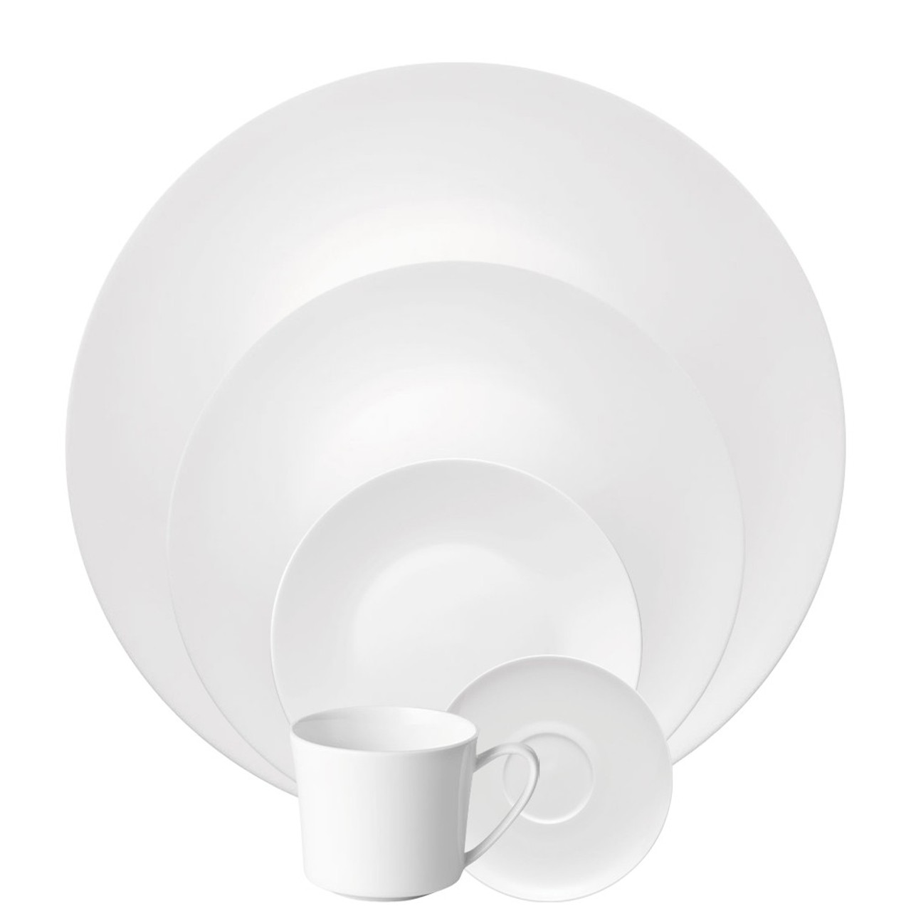 5 Piece Place Setting Coupe (5 pps) | Jade  sc 1 st  Rosenthal & 5 Piece Place Setting Coupe (5 pps) | Jade| Rosenthal Shop