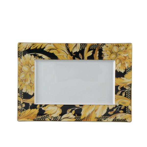 Tray, Porcelain, 11 1/2 x 8 1/4 inch | Vanity
