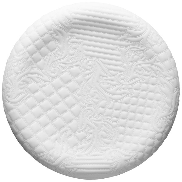 White Dish, 13 1/2 inch | Vanitas White