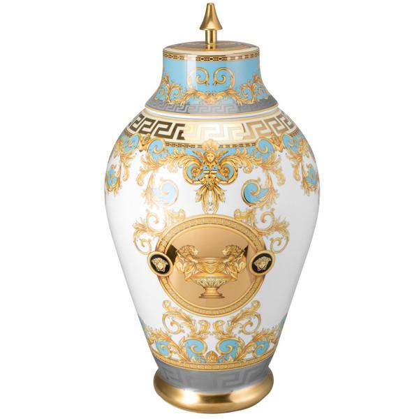 Vase With Lid 30 Inch Prestige Gala Le Bleu Rosenthal Shop