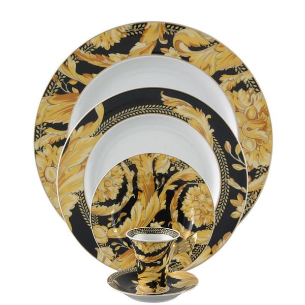5 Piece Place Setting (5 pps) | Vanity  sc 1 st  Rosenthal & Luxurious u0026 Glamorous Dinnerware | Rosenthal Shop