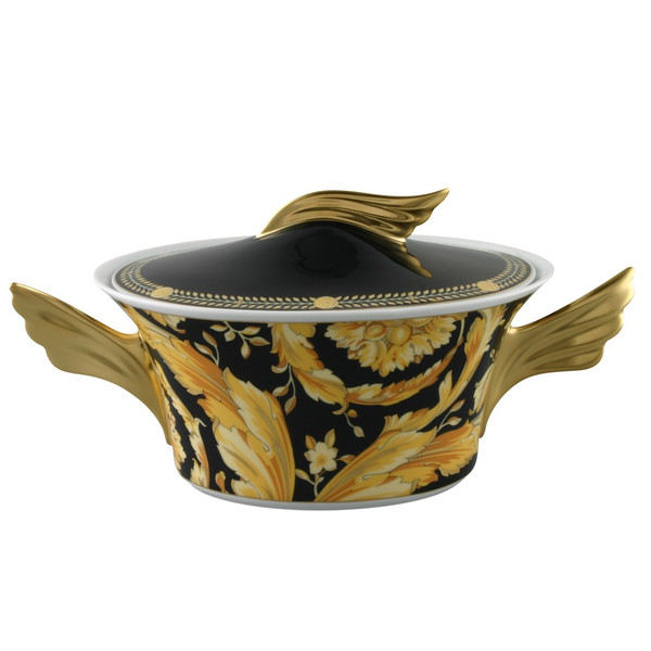 Vegetable Bowl, Covered, 54 ounce | Vanity