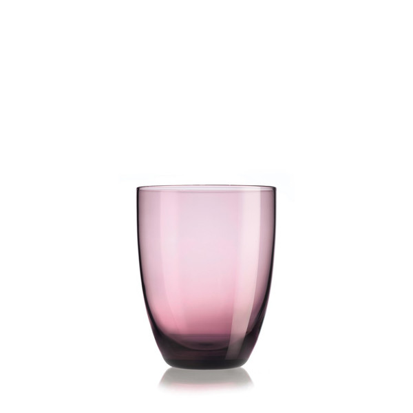 Water Tumbler, Box of 6, 4 1/8 inch, 12 1/2 ounce | Venice Glass - Rose (609020)