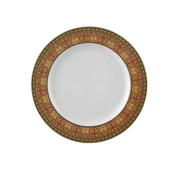 Salad Plate, 8 1/2 inch | Medusa Red