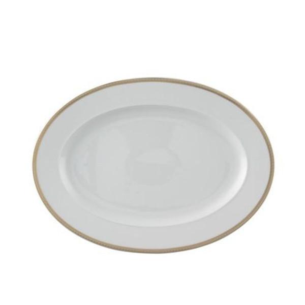 Platter, 13 1/4 inch   Medusa D-Or