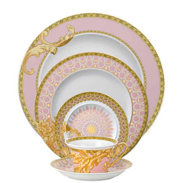 5 Piece Place Setting (5 pps) | Byzantine Dreams  sc 1 st  Rosenthal & Luxurious u0026 Glamorous Dinnerware | Rosenthal Shop