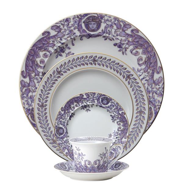 5 Piece Place Setting (5 pps) | Le Grand Divertissement  sc 1 st  Rosenthal & Luxurious \u0026 Glamorous Dinnerware | Rosenthal Shop