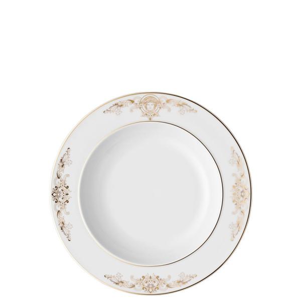 Rim Soup Plate, 8 1/2 inch | Medusa Gala