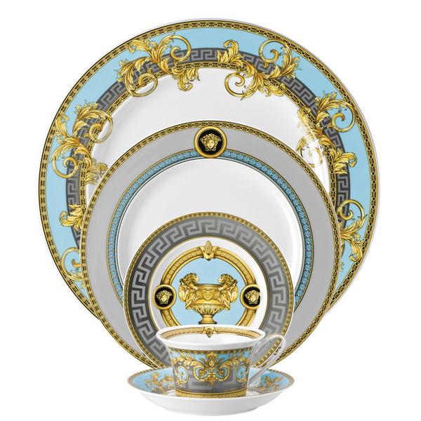 5 piece Dinnerware Set | Prestige Gala Bleu