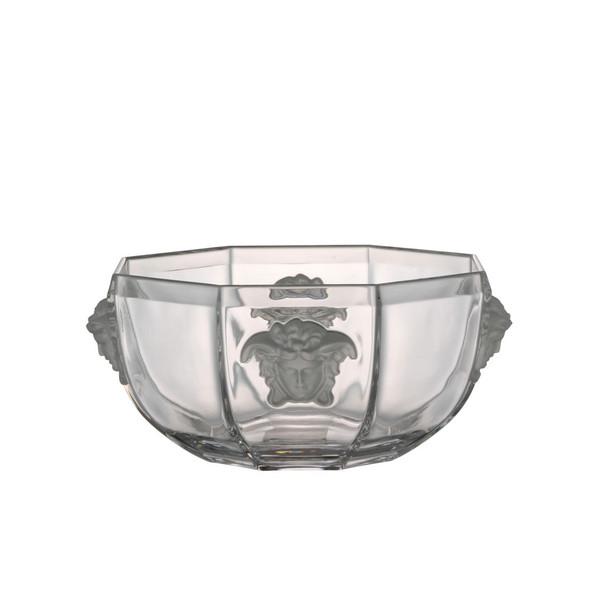 Bowl, Crystal, 7 inch | Medusa Lumiere