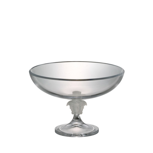 Bowl, Footed, Crystal, 13 inch | Medusa Lumiere