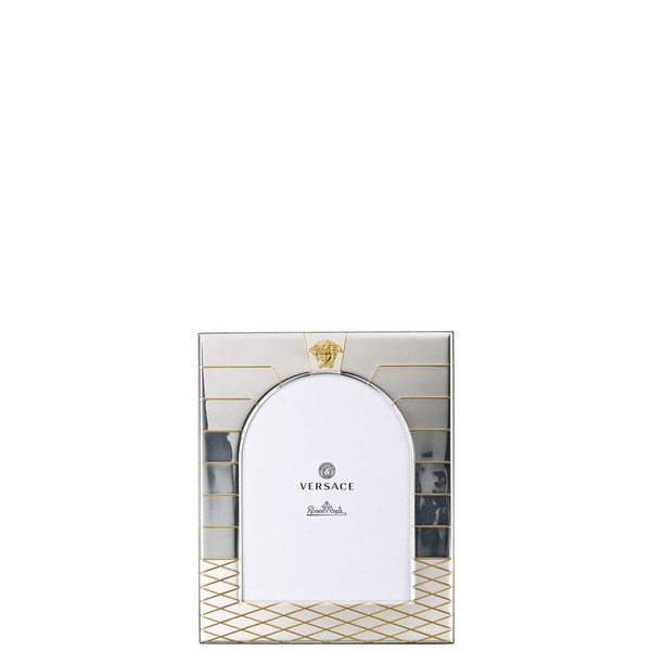 Silver Picture Frame, 5 x 7 inch | Picture Frames - Platinum (321345 ...