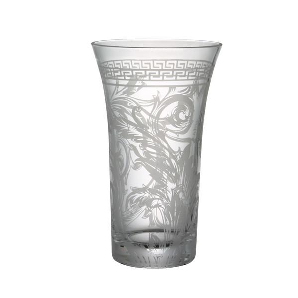 Vase, Crystal, 10 1/4 inch   Arabesque Clear