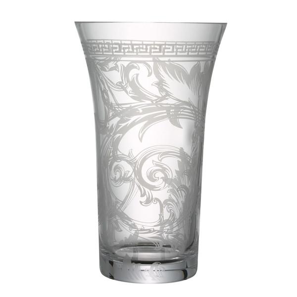 Vase, Crystal, 13 1/2 inch   Arabesque Clear
