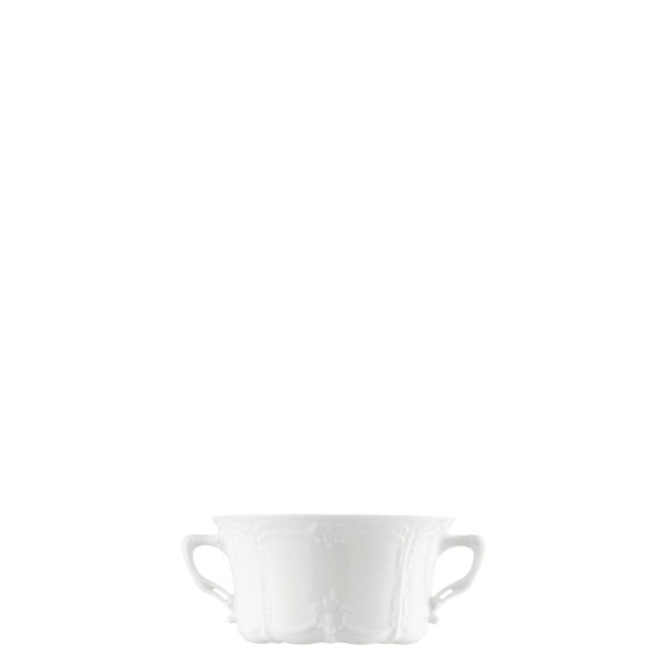 Cream Soup Cup, 9 ounce | Baronesse White