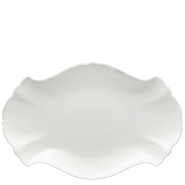 Platter, 15 inch   Rosenthal Baronesse White