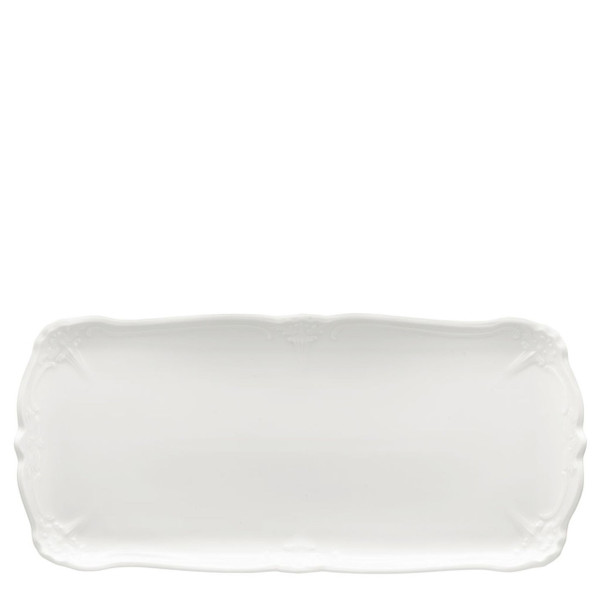 Sandwich Tray, 13 inch   Rosenthal Baronesse White