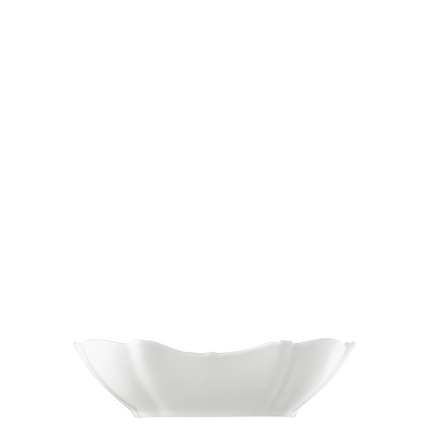 Vegetable Bowl, Open, 9 inch, 30 ounce   Rosenthal Baronesse White