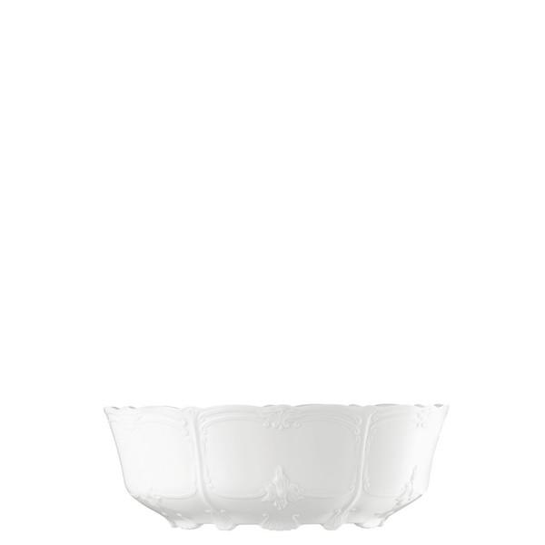 Vegetable Bowl, Open, 10 inch   Rosenthal Baronesse White