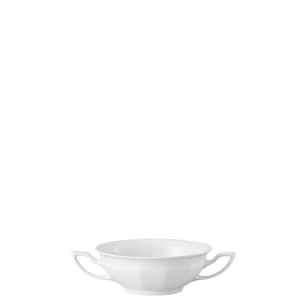 Cream Soup Cup, 9 ounce | Rosenthal Maria White