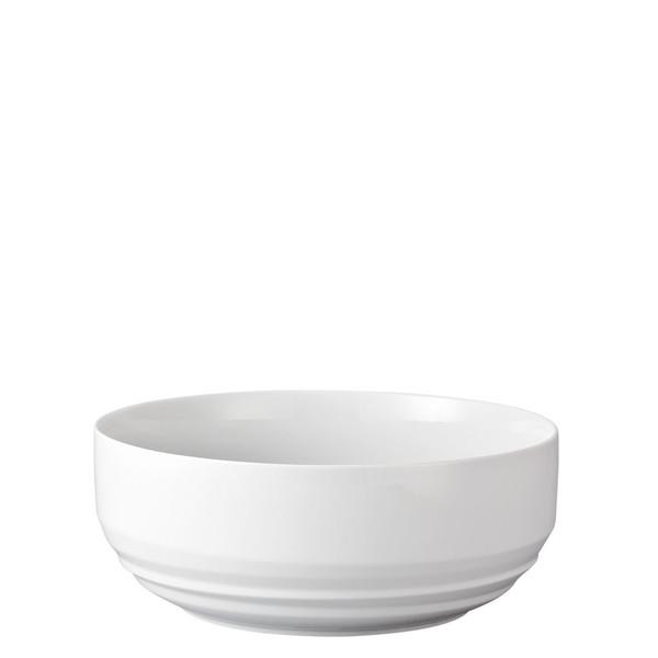 Open Vegetable Bowl, 9 1/2 inch, 101 ounce | Rosenthal Nendoo White