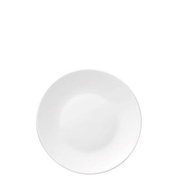 Plate, flat, coupe, 7 7/8 inch | Jade