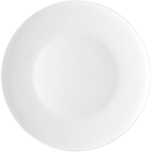 Plate, flat, coupe, 14 1/8 inch | Jade