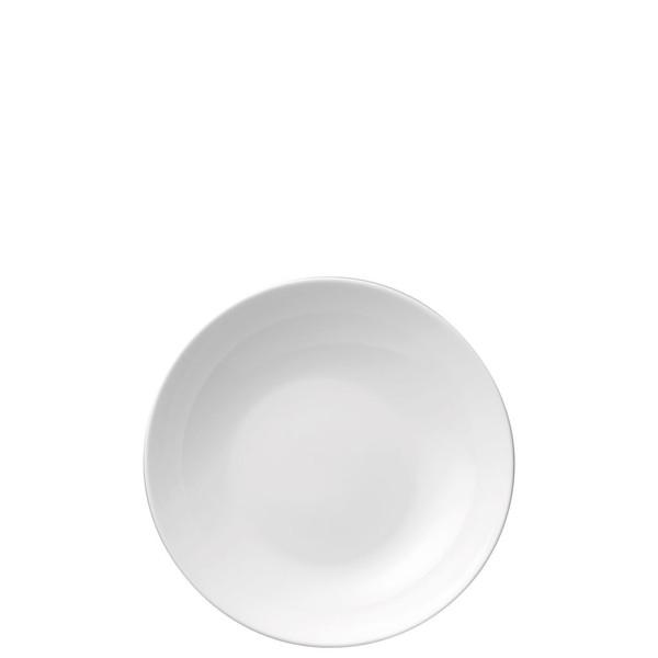 Plate, deep, coupe, 7 1/2 inch | Jade