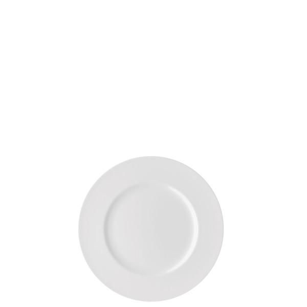 Plate, flat, rim, 6 1/4 inch | Jade