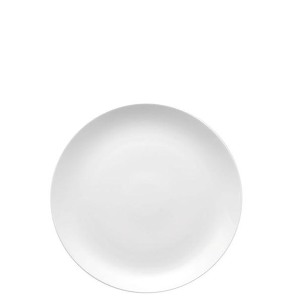 Platter   Medaillon White