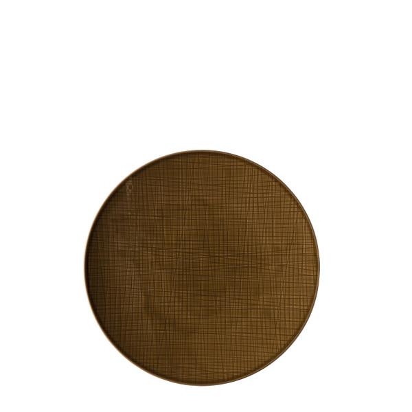 Service Plate, 13 inch | Rosenthal Mesh Walnut