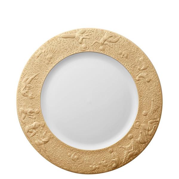 Dinner Plate, 11 inch | Rosenthal Magic Flute Sarastro