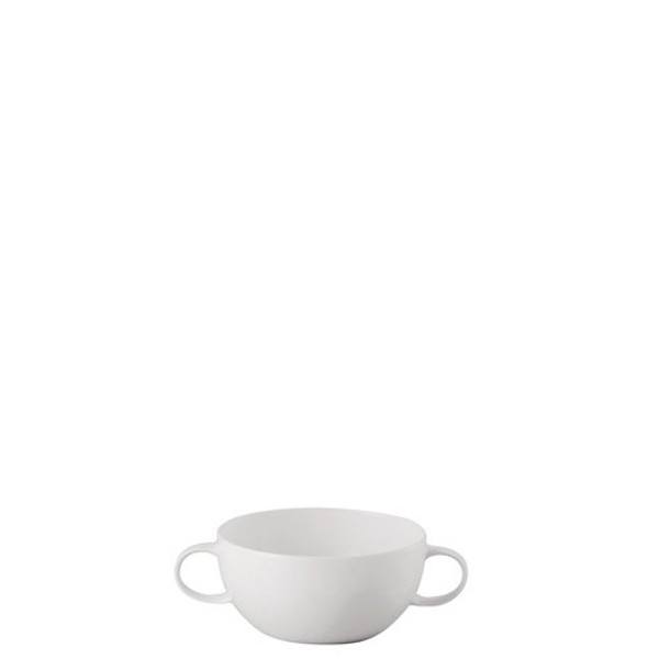 Cream Soup Cup, 12 ounce | Rosenthal Magic Flute White