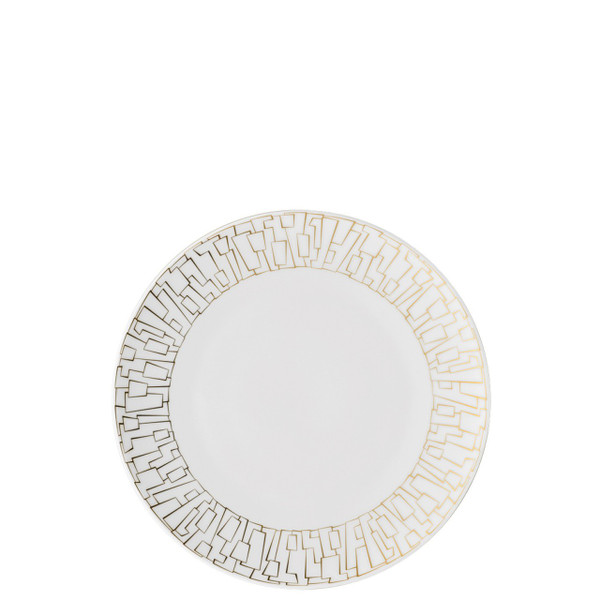 Dessert Plate, 7 1/2 inch | Rosenthal TAC 02 Skin Gold