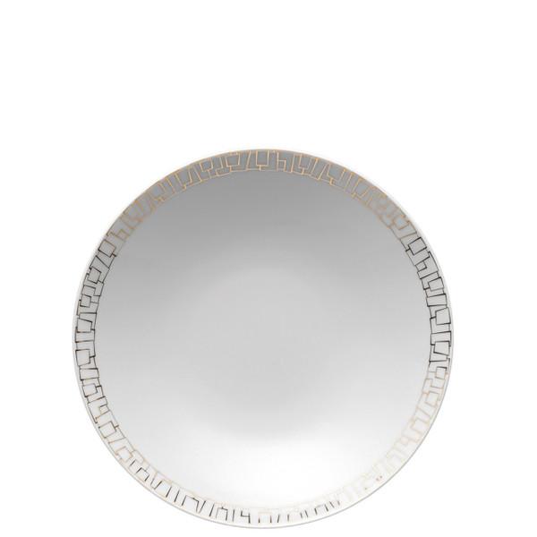 Rim Soup Plate, 9 1/2 inch | TAC 02 Skin Gold
